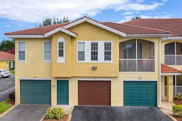 12008 Villanova Drive #101, Orlando, FL 32837 (MLS #S5052232) :: Keller Williams Realty Select