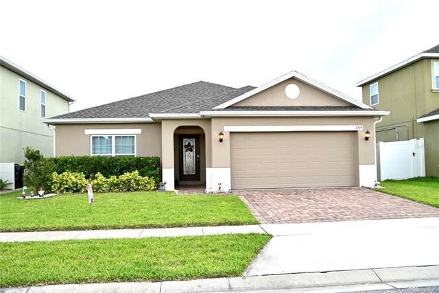 244 Williamson Drive, Davenport, FL 33897 (MLS #S5052313) :: Zarghami Group