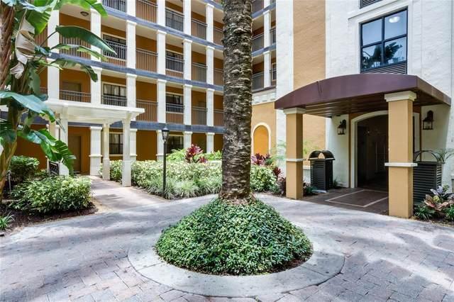 12539 Floridays Resort Drive 203D, Orlando, FL 32821 (MLS #S5052330) :: GO Realty