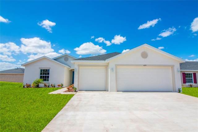 437 Brookfield Drive, Kissimmee, FL 34758 (MLS #S5052433) :: Young Real Estate