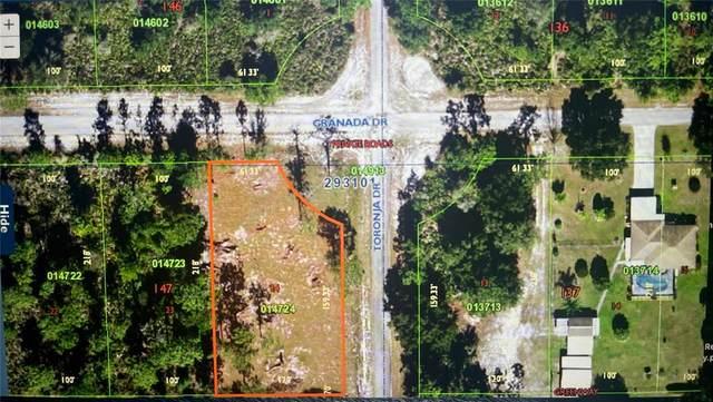 901 Granada Drive, Indian Lake Estates, FL 33855 (MLS #S5052442) :: Gate Arty & the Group - Keller Williams Realty Smart