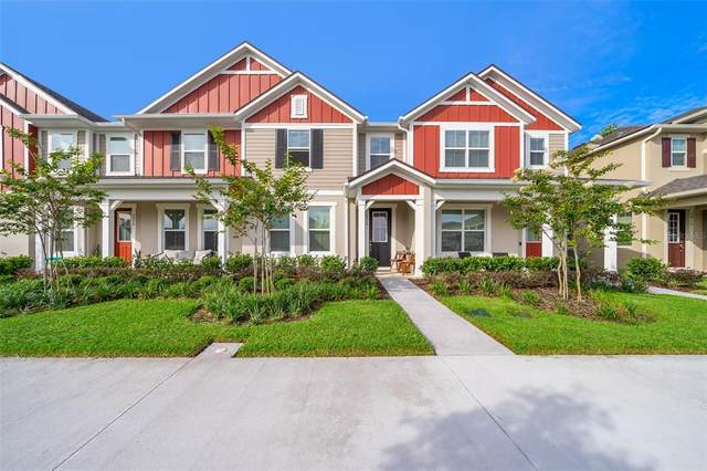 2424 Blowing Breeze Avenue, Kissimmee, FL 34744 (MLS #S5052528) :: The Home Solutions Team | Keller Williams Realty New Tampa