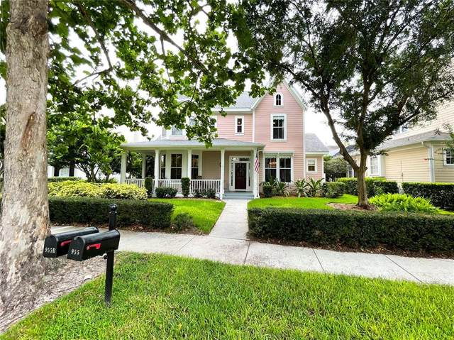 955 Starling Drive, Celebration, FL 34747 (MLS #S5052538) :: Vacasa Real Estate