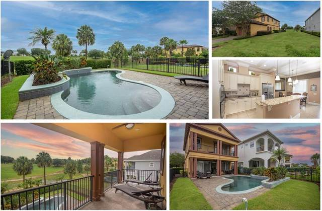 1016 Castle Pines Court, Reunion, FL 34747 (MLS #S5052590) :: Rabell Realty Group