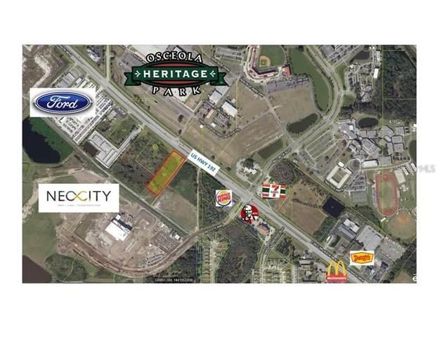 E Irlo Bronson Mem Highway, Kissimmee, FL 34744 (MLS #S5053560) :: Gate Arty & the Group - Keller Williams Realty Smart