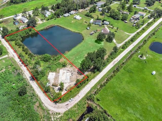 3487 Boggy Creek Road, Kissimmee, FL 34744 (MLS #S5053573) :: Gate Arty & the Group - Keller Williams Realty Smart