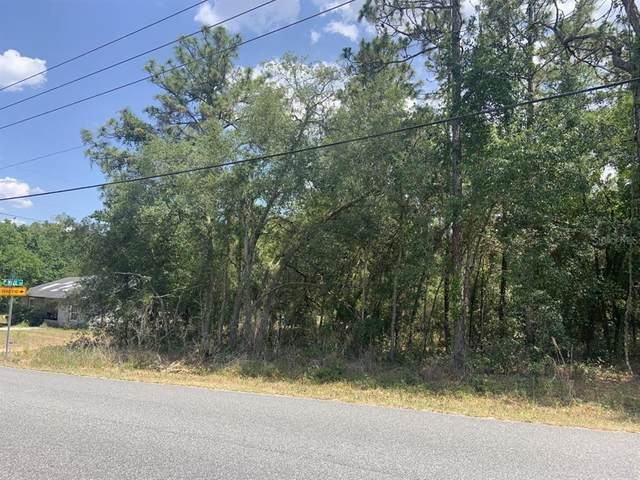 1150 E Ray Street, Hernando, FL 34442 (MLS #S5053595) :: Sarasota Gulf Coast Realtors