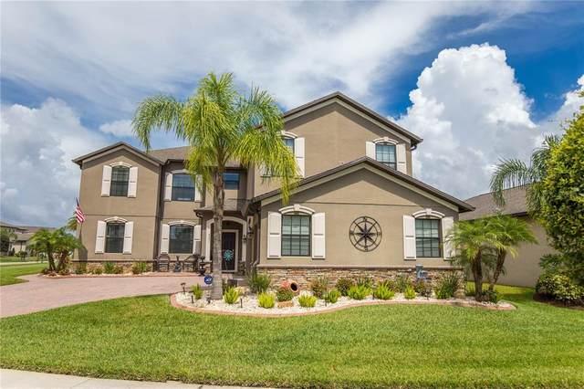 4331 Summer Breeze Way, Kissimmee, FL 34744 (MLS #S5053622) :: Zarghami Group