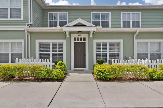 2212 San Vittorino Circle #105, Kissimmee, FL 34741 (MLS #S5053818) :: CGY Realty