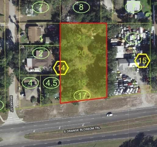 4301 S Orange Blossom Trail, Kissimmee, FL 34746 (MLS #S5053897) :: Your Florida House Team
