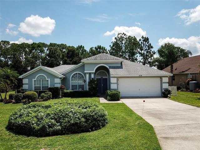 236 Pine Lake View Drive, Davenport, FL 33837 (MLS #S5053906) :: Aybar Homes