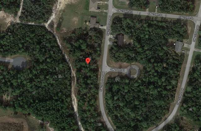 Sw 35Th Court Road, Ocala, FL 34473 (MLS #S5053913) :: Cartwright Realty