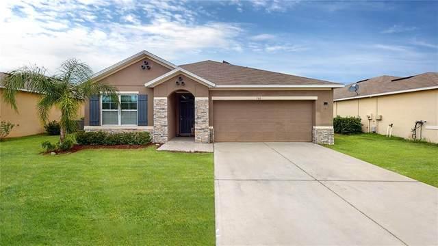 161 Tracy Circle, Haines City, FL 33844 (MLS #S5054031) :: Dalton Wade Real Estate Group