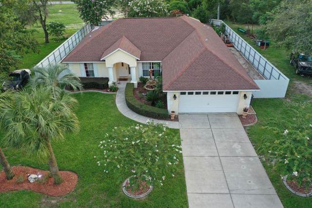 4548 SW 172ND STREET Road, Ocala, FL 34473 (MLS #S5054048) :: The Robertson Real Estate Group