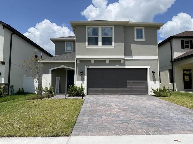 2914 Summer Green Trail, Kissimmee, FL 34744 (MLS #S5054050) :: Pepine Realty