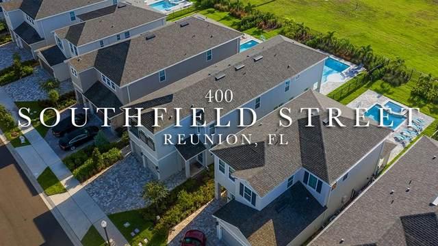 400 Southfield Street, Kissimmee, FL 34747 (MLS #S5054160) :: The Curlings Group
