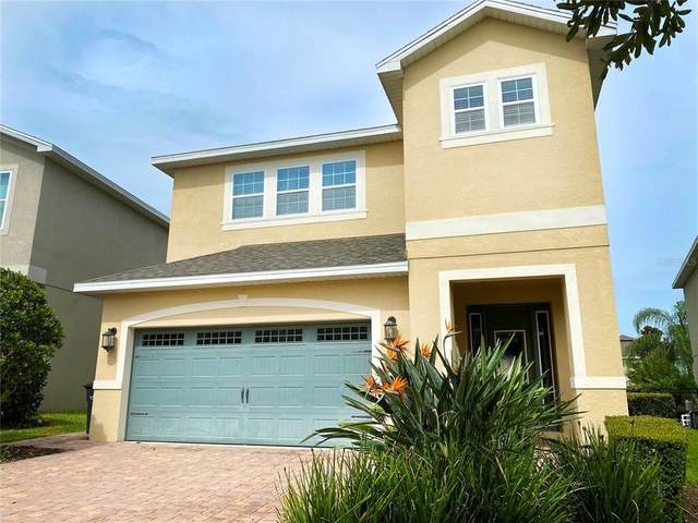621 Lasso Drive, Kissimmee, FL 34747 (MLS #S5054233) :: Lockhart & Walseth Team, Realtors