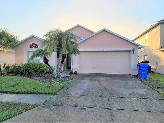 533 S Eagle Pointe S, Kissimmee, FL 34746 (MLS #S5054239) :: Premium Properties Real Estate Services