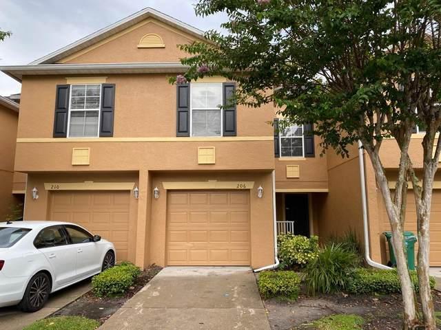 206 Artisan Street J, Orlando, FL 32824 (MLS #S5054253) :: Everlane Realty