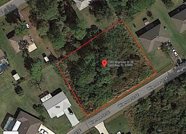 1385 Wigmore Street SE, Palm Bay, FL 32909 (MLS #S5054266) :: Everlane Realty