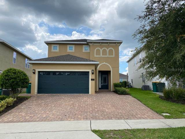 7588 Marker Avenue, Kissimmee, FL 34747 (MLS #S5054396) :: The Nathan Bangs Group