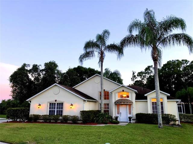 401 Oakpoint Circle, Davenport, FL 33837 (MLS #S5054417) :: The Hesse Team