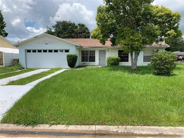 250 Gardenia St Road, Kissimmee, FL 34743 (MLS #S5054508) :: The Duncan Duo Team