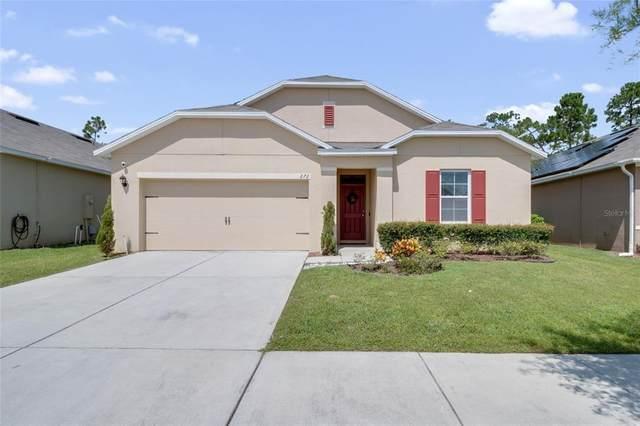 272 Tanglewood Drive, Davenport, FL 33896 (MLS #S5054538) :: Globalwide Realty