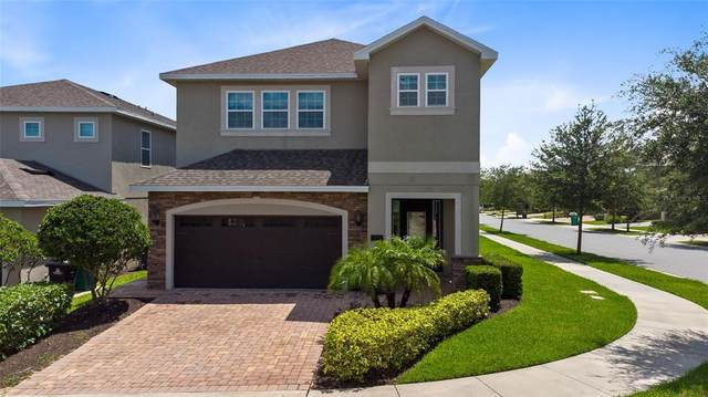 670 Lasso Drive, Kissimmee, FL 34747 (MLS #S5054675) :: The Curlings Group