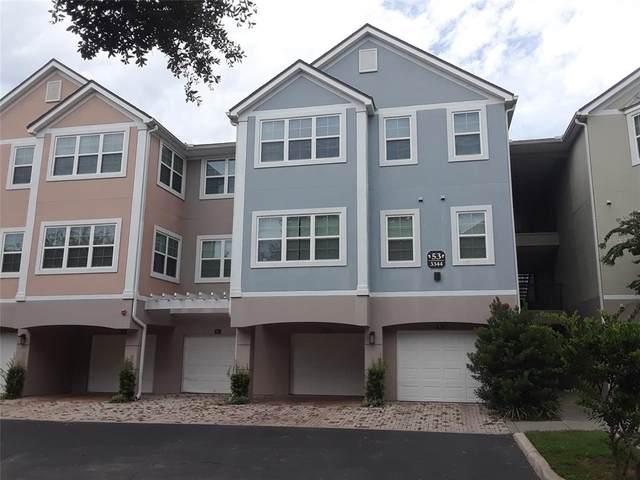 3344 Corona Village Way #302, Orlando, FL 32835 (MLS #S5054721) :: The Kardosh Team