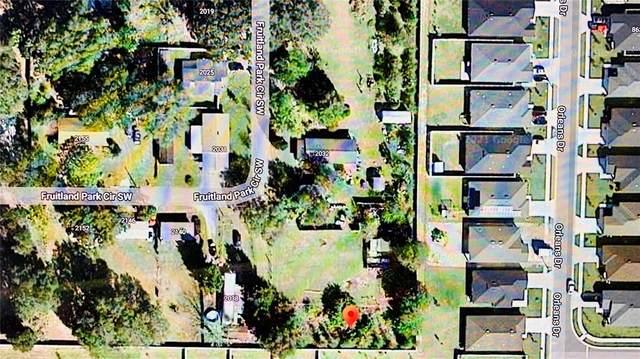 Fruitland Park Cir Circle, Eagle Lake, FL 33839 (MLS #S5054774) :: Sarasota Gulf Coast Realtors