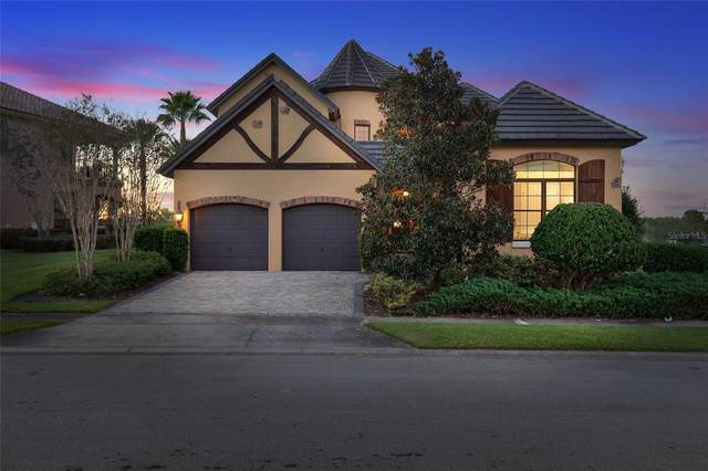 444 Muirfield Loop, Reunion, FL 34747 (MLS #S5055008) :: Your Florida House Team