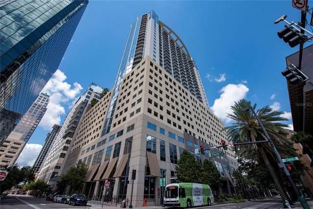 155 S Court Avenue #2107, Orlando, FL 32801 (MLS #S5056009) :: Zarghami Group