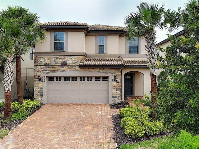 8908 Rhodes St, Kissimmee, FL 34747 (MLS #S5056081) :: The Curlings Group
