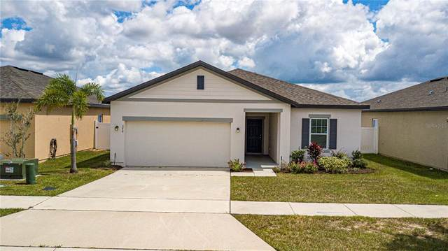 370 Eaglecrest Drive, Haines City, FL 33844 (MLS #S5056110) :: Carmena and Associates Realty Group