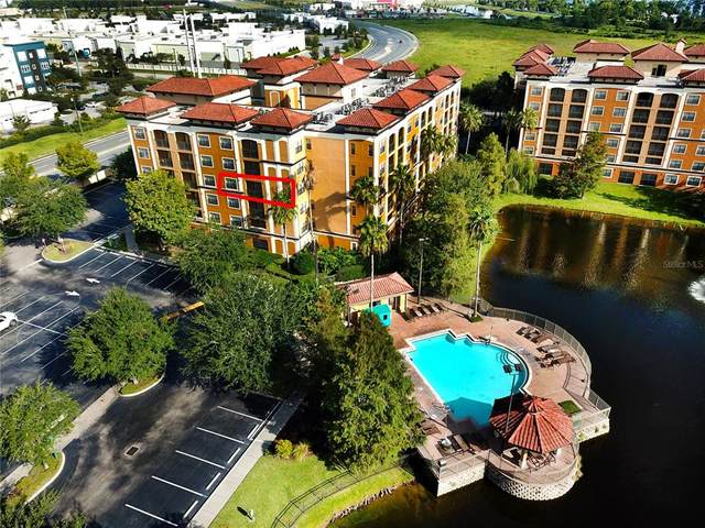 12527 Floridays Resort Drive 410-E, Orlando, FL 32821 (MLS #S5056370) :: The Hesse Team