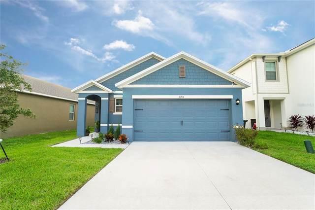 3155 Timber Hawk Circle, Ocoee, FL 34761 (MLS #S5056457) :: Bustamante Real Estate