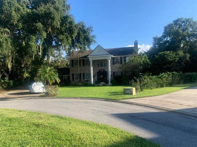 1636 Regal Cove Court, Kissimmee, FL 34744 (MLS #S5056477) :: Godwin Realty Group