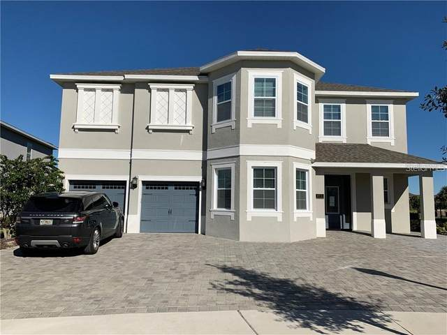 271 Falls Drive, Kissimmee, FL 34747 (MLS #S5056509) :: The Curlings Group