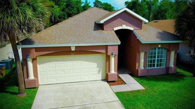 3157 Fairfield Drive, Kissimmee, FL 34743 (MLS #S5056586) :: Godwin Realty Group