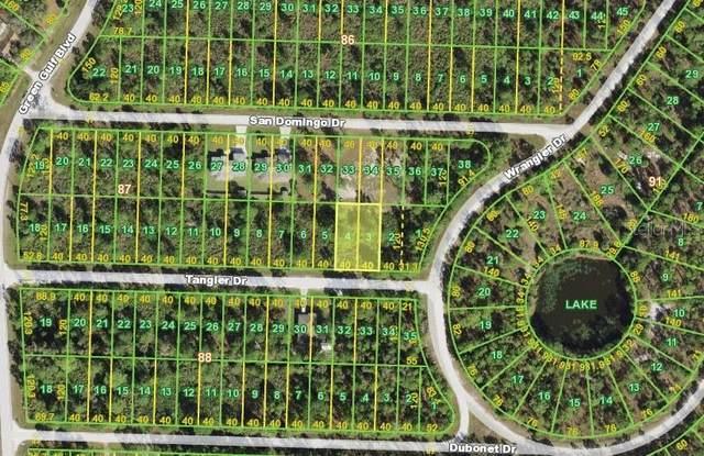 27084 Tangier Drive, Punta Gorda, FL 33955 (MLS #S5056608) :: Realty Executives