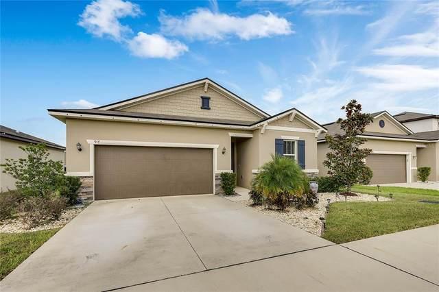 917 Fallon Hills Drive, Haines City, FL 33844 (MLS #S5056652) :: Pristine Properties
