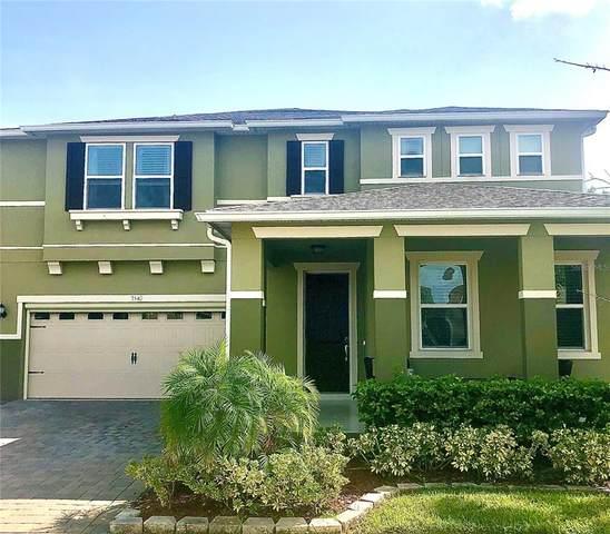 3540 Dovetail Avenue, Kissimmee, FL 34741 (MLS #S5056676) :: Sarasota Gulf Coast Realtors