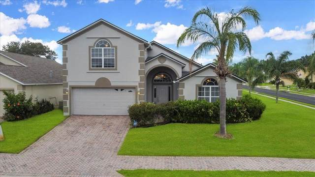345 Regency Street, Davenport, FL 33896 (MLS #S5056696) :: Keller Williams Realty Peace River Partners