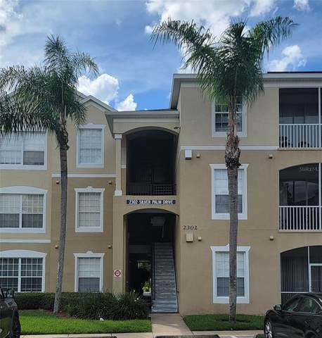 2302 Silver Palm Drive #202, Kissimmee, FL 34747 (MLS #S5056709) :: RE/MAX Elite Realty