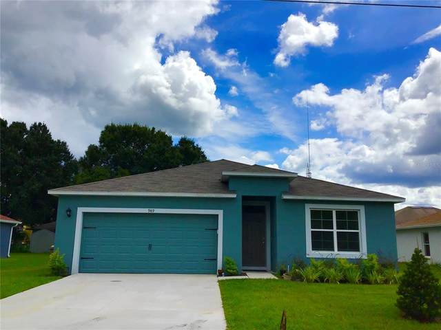 989 Gascony Court, Kissimmee, FL 34759 (MLS #S5056729) :: The Curlings Group