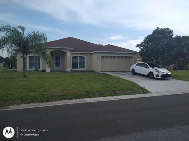 802 Mendoza Drive, Kissimmee, FL 34758 (MLS #S5056818) :: Bridge Realty Group