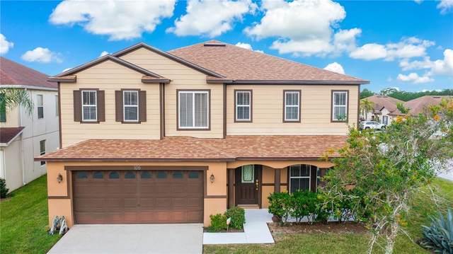 105 Canna Drive, Davenport, FL 33897 (MLS #S5056856) :: Lockhart & Walseth Team, Realtors
