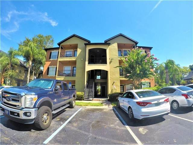 6059 Westgate Drive #424, Orlando, FL 32835 (MLS #S5056883) :: The Curlings Group