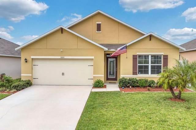 16241 Yelloweyed Drive, Clermont, FL 34714 (MLS #S5056886) :: Dalton Wade Real Estate Group